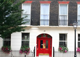 Bed and Breakfast London, B&B